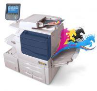 XEROX Color 550 для скоростной цифровой печати